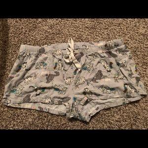 Old Navy Christmas Cats Pajama Shorts